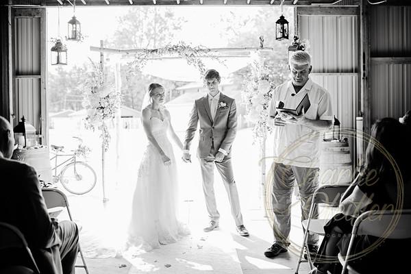 Kaelie and Tom Wedding 07C - 0050bw