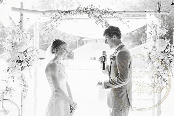 Kaelie and Tom Wedding 07C - 0060bw