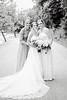Kaelie and Tom Wedding 06C - 0081bw