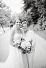 Kaelie and Tom Wedding 06C - 0048bw