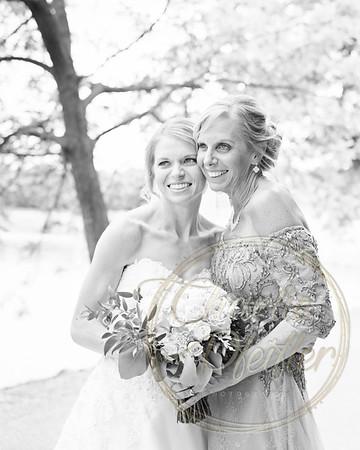 Kaelie and Tom Wedding 06J - 0025bw