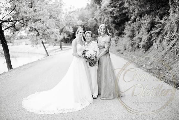 Kaelie and Tom Wedding 06C - 0057bw