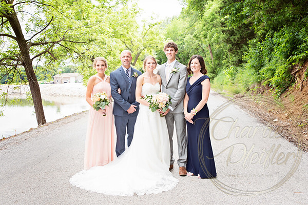 Kaelie and Tom Wedding 06J - 0009