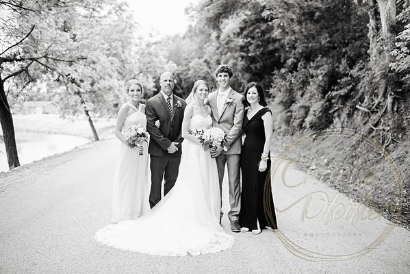 Kaelie and Tom Wedding 06C - 0027bw