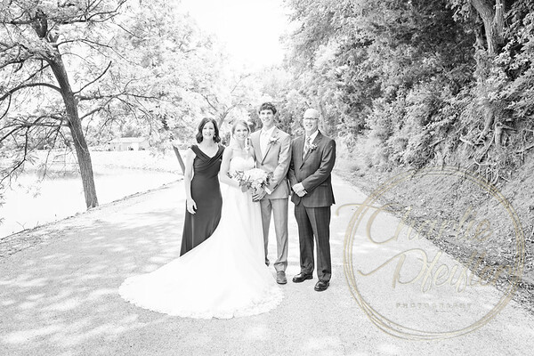 Kaelie and Tom Wedding 06J - 0005bw