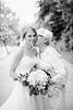 Kaelie and Tom Wedding 06C - 0042bw