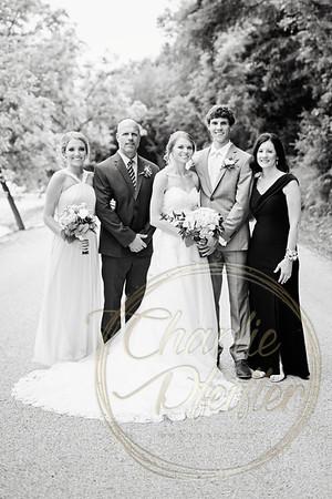 Kaelie and Tom Wedding 06C - 0028bw