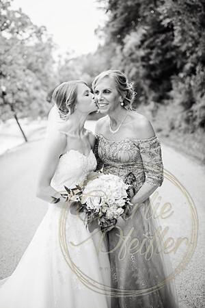 Kaelie and Tom Wedding 06C - 0063bw