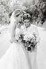 Kaelie and Tom Wedding 06C - 0049bw