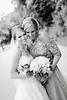 Kaelie and Tom Wedding 06C - 0064bw