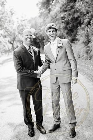 Kaelie and Tom Wedding 06C - 0021bw