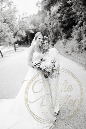 Kaelie and Tom Wedding 06C - 0045bw