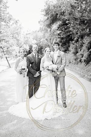 Kaelie and Tom Wedding 06C - 0023bw