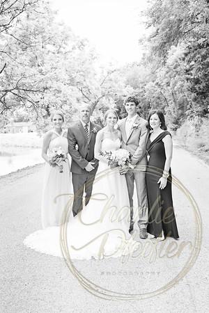 Kaelie and Tom Wedding 06J - 0008bw