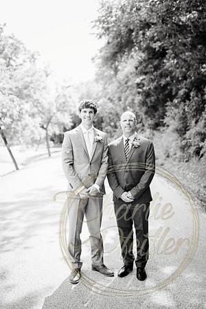 Kaelie and Tom Wedding 06C - 0015bw