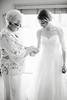 Kaelie and Tom Wedding 03C - 0253bw