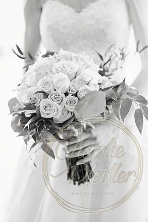 Kaelie and Tom Wedding 03C - 0293bw