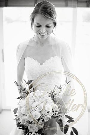 Kaelie and Tom Wedding 03C - 0292bw