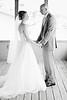 Kaelie and Tom Wedding 03C - 0314bw