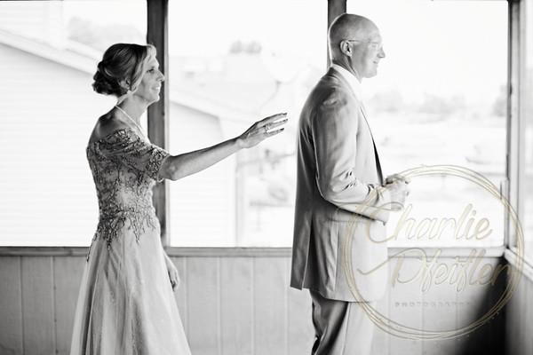 Kaelie and Tom Wedding 03C - 0205bw
