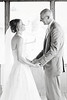 Kaelie and Tom Wedding 03C - 0315bw