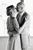 Kaelie and Tom Wedding 03C - 0214bw