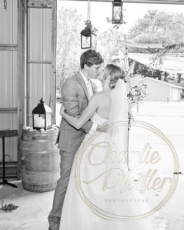 Kaelie and Tom Wedding 08J - 0022bw