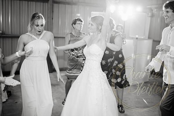 Kaelie and Tom Wedding 08C - 0281bw