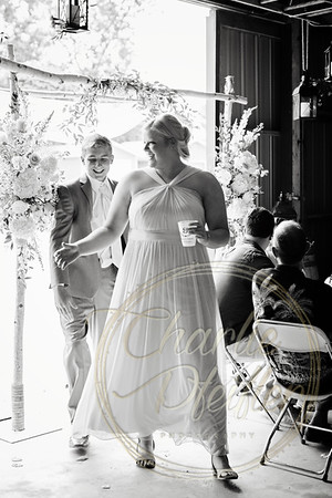 Kaelie and Tom Wedding 08C - 0010bw
