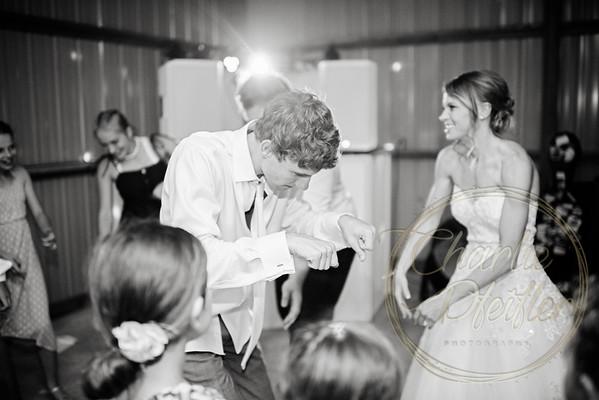 Kaelie and Tom Wedding 08C - 0361bw