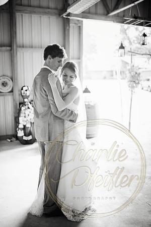 Kaelie and Tom Wedding 08C - 0037bw