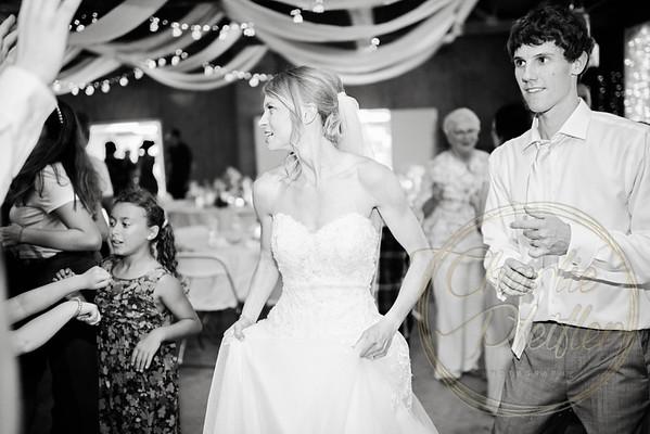 Kaelie and Tom Wedding 08C - 0182bw