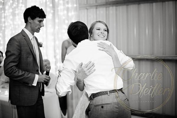 Kaelie and Tom Wedding 08C - 0105bw