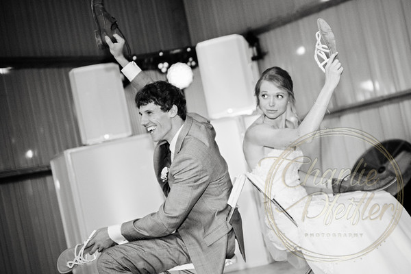 Kaelie and Tom Wedding 08C - 0156bw