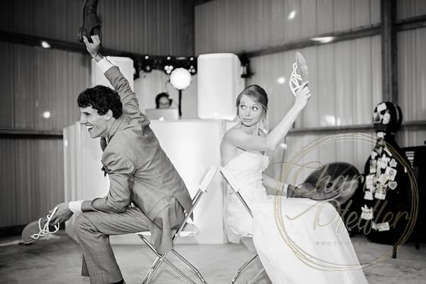 Kaelie and Tom Wedding 08C - 0157bw