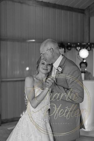 Kaelie and Tom Wedding 08J - 0049bw