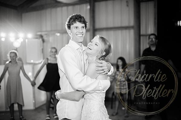 Kaelie and Tom Wedding 08C - 0378bw