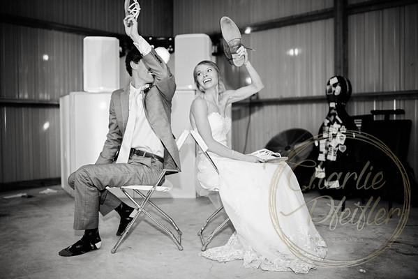 Kaelie and Tom Wedding 08C - 0159bw
