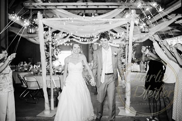 Kaelie and Tom Wedding 08C - 0392bw