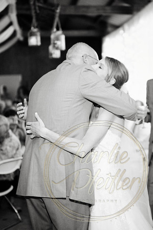 Kaelie and Tom Wedding 08C - 0121bw