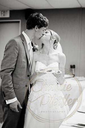 Kaelie and Tom Wedding 08C - 0057bw