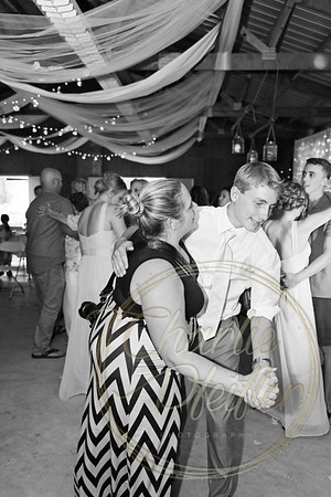 Kaelie and Tom Wedding 08J - 0164bw