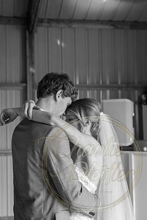 Kaelie and Tom Wedding 08J - 0024bw