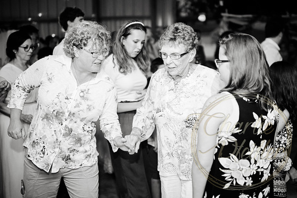 Kaelie and Tom Wedding 08C - 0188bw