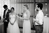 Kaelie and Tom Wedding 08C - 0107bw
