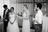 Kaelie and Tom Wedding 08C - 0107bw