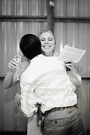 Kaelie and Tom Wedding 08C - 0114bw