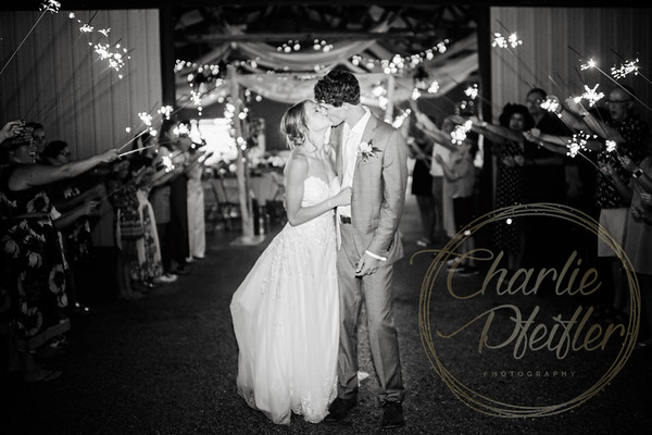 Kaelie and Tom Wedding 08C - 0399bw