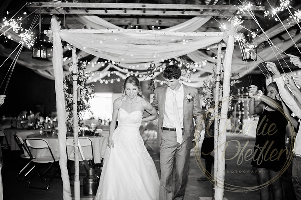 Kaelie and Tom Wedding 08C - 0390bw