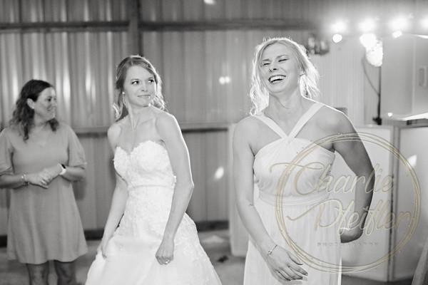Kaelie and Tom Wedding 08C - 0273bw